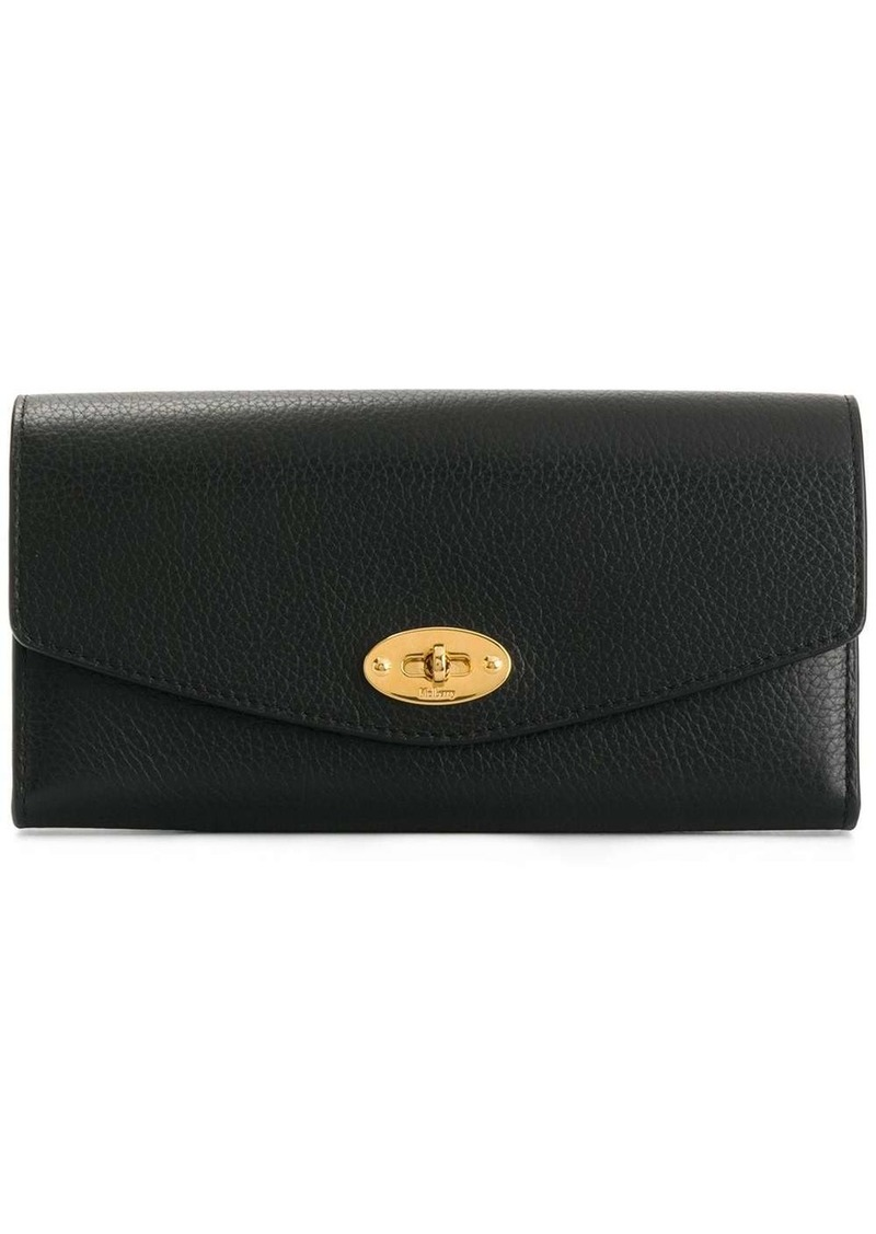 Mulberry twist-lock purse