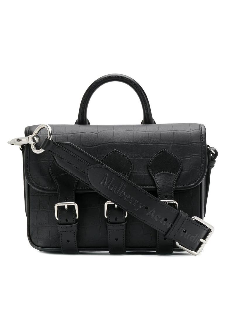 Mulberry x Acne Studios satchel bag