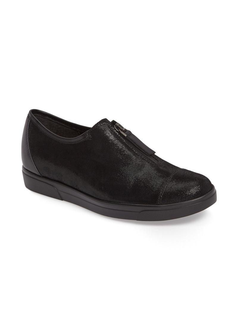 Munro Roslyn Zip Sneaker (Women) oEe6rddYPW