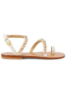 Mystique Asymmetrical Strap Sandal