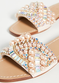 Mystique Crystal and Pearl Slides