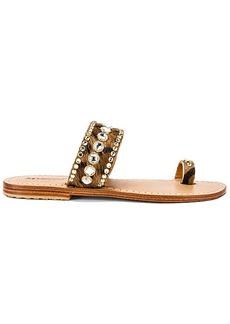 Mystique Leopard Sandal