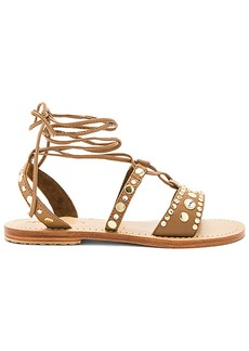 Mystique Sandal in Brown. - size 7 (also in 6,8)