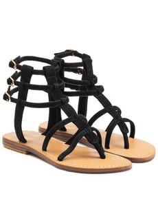 Mystique Suede Sandals