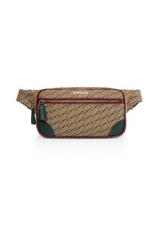 MZ Wallace Crosby Jacquard Belt Bag