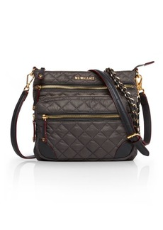 MZ Wallace Crosby Medium Quilted Crossbody