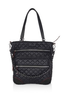 MZ Wallace Crosby Quilted Tote