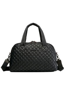 MZ Wallace Jimmy Quilted Travel Bag
