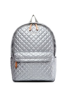 MZ Wallace Metro Quilted Nylon Backpack