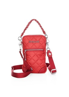 MZ Wallace Micro Quilted Crossbody Bag