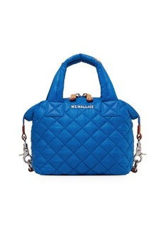 MZ Wallace Micro Sutton Quilted Shoulder Bag