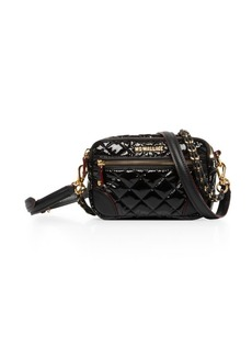 MZ Wallace Mini Crosby Quilted Crossbody Bag