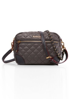 MZ Wallace Crosby Bedford Nylon Crossbody Bag