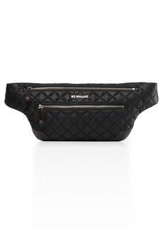 Mz Wallace Crosby Belt Bag - Black