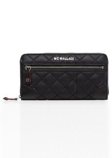 MZ Wallace Long Crosby Wallet
