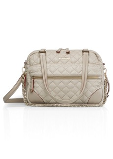 MZ Wallace Crosby Quilted Bedford Nylon Tote