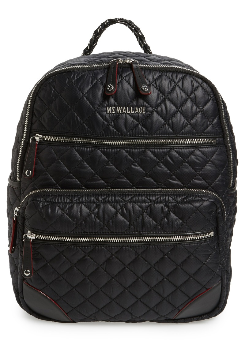 Mz Wallace Mz Wallace Crosby Backpack Handbags