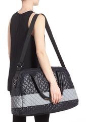 876cfca3db MZ Wallace MZ Wallace Jim Quilted Nylon Duffel Bag | Handbags