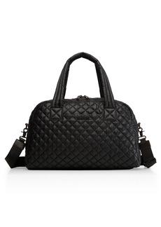 Mz Wallace Jim Travel Bag - Black