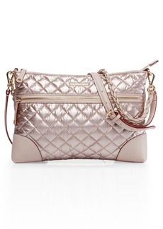 MZ Wallace Medium Crosby Crossbody