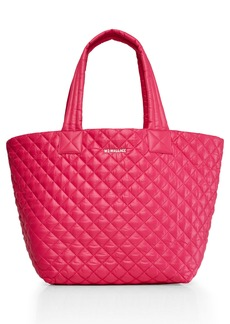 MZ Wallace 'Medium Metro' Quilted Tote