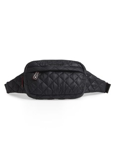 MZ Wallace Metro Quilted Belt Bag