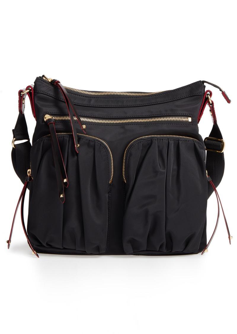 Mz Wallace M Z Mia Crossbody Bag