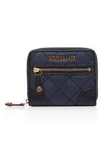 MZ WALLACE Mini Crosby Wallet