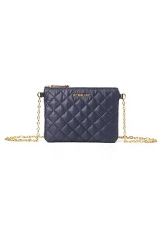 MZ Wallace Ruby Quilted Crossbody Bag