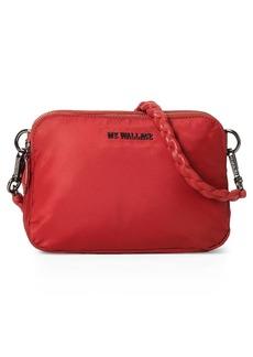 MZ Wallace Small Bowery Nylon Crossbody Bag