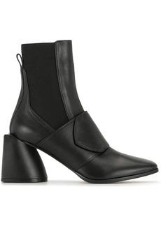 Nº21 block-heel ankle boots