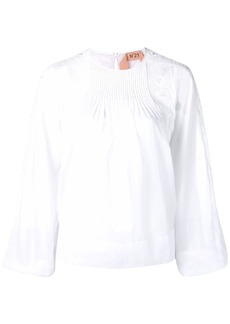 Nº21 broderie anglaise blouse