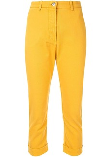 Nº21 cropped trousers