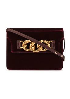Nº21 Daft chunky chain-embellished bag