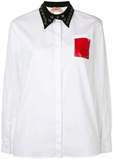 Nº21 embellished shirt