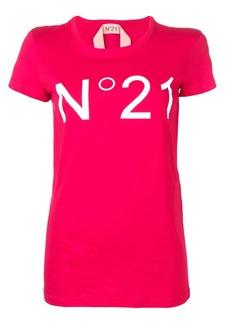 Nº21 printed logo T-shirt