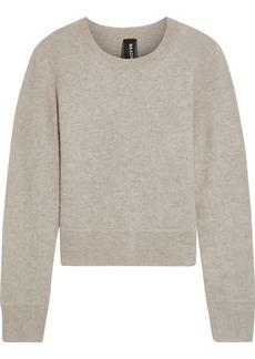 Naadam Woman Brushed Cashmere Sweater Ecru