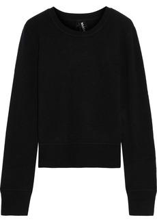 Naadam Woman Brushed Cashmere Sweater Black