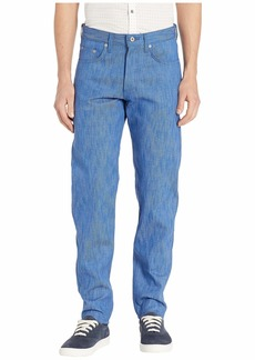 Naked & Famous Easy Guy Blue Storm Slub Jeans