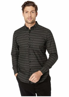 Naked & Famous Easy Shirt - Japanese Arrowheads Button-Down