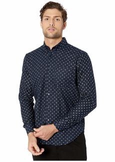 Naked & Famous Easy Shirt - Kimono Plus Print Button-Down