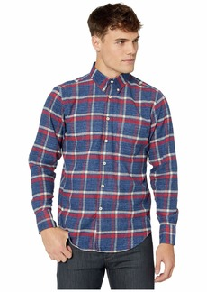 Naked & Famous Easy Shirt - Northern Brushed Flannel Button-Down Shirt