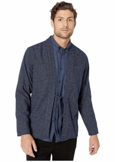 Naked & Famous Kimono Shirt - Cotton Tweed