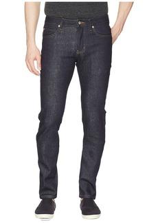 Naked & Famous Limited Edition Super Skinny Guy Chun Li Silk Lightning Leg Jeans