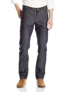 Naked & Famous Denim Men's Deep Indigo Slub Weird Guy Jeans