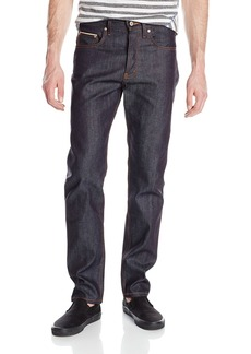 Naked & Famous Denim Men's Easyguy Laid Back Fit Jean in 11 oz Stretch Selvedge