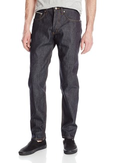 Naked & Famous Denim Men's Easyguy Laid Back Fit Jean In
