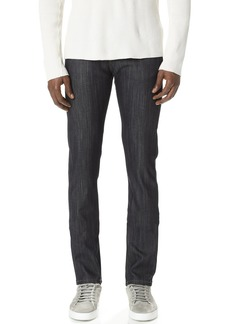 Naked & Famous Denim Men's Featherweight Dungaree Selvedge Easy Guy Jean