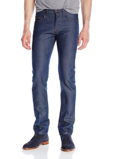 Naked & Famous Denim Men's SkinnyGuy Natural Selvedge Jeans