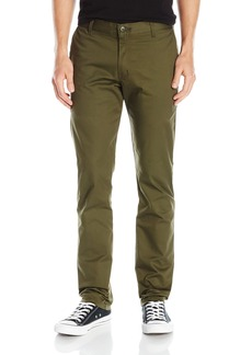 Naked & Famous Denim Men's Slimchino Khaki  Stretch Twill Pants